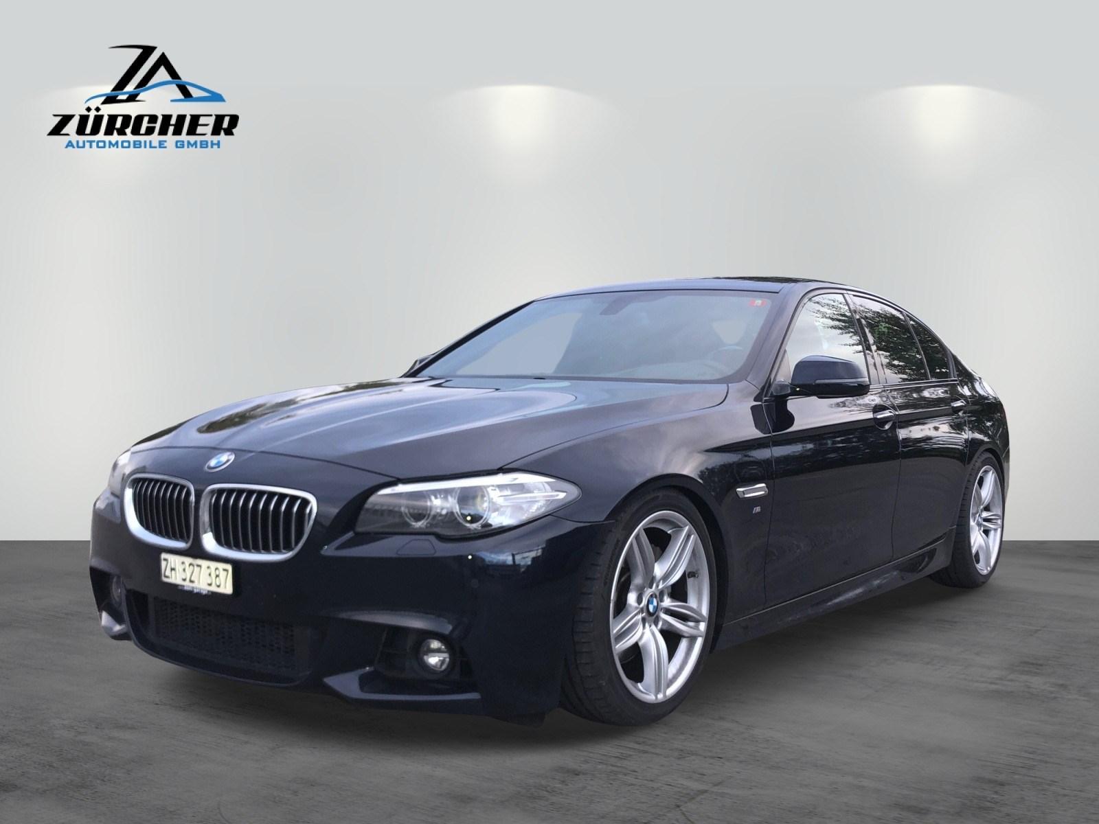 saloon BMW 5er 530d xDrive Steptronic