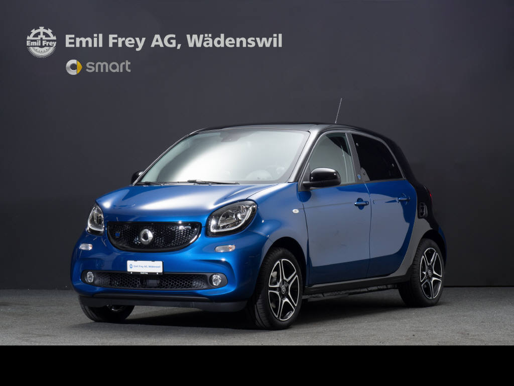 saloon Smart Forfour EQ Prime