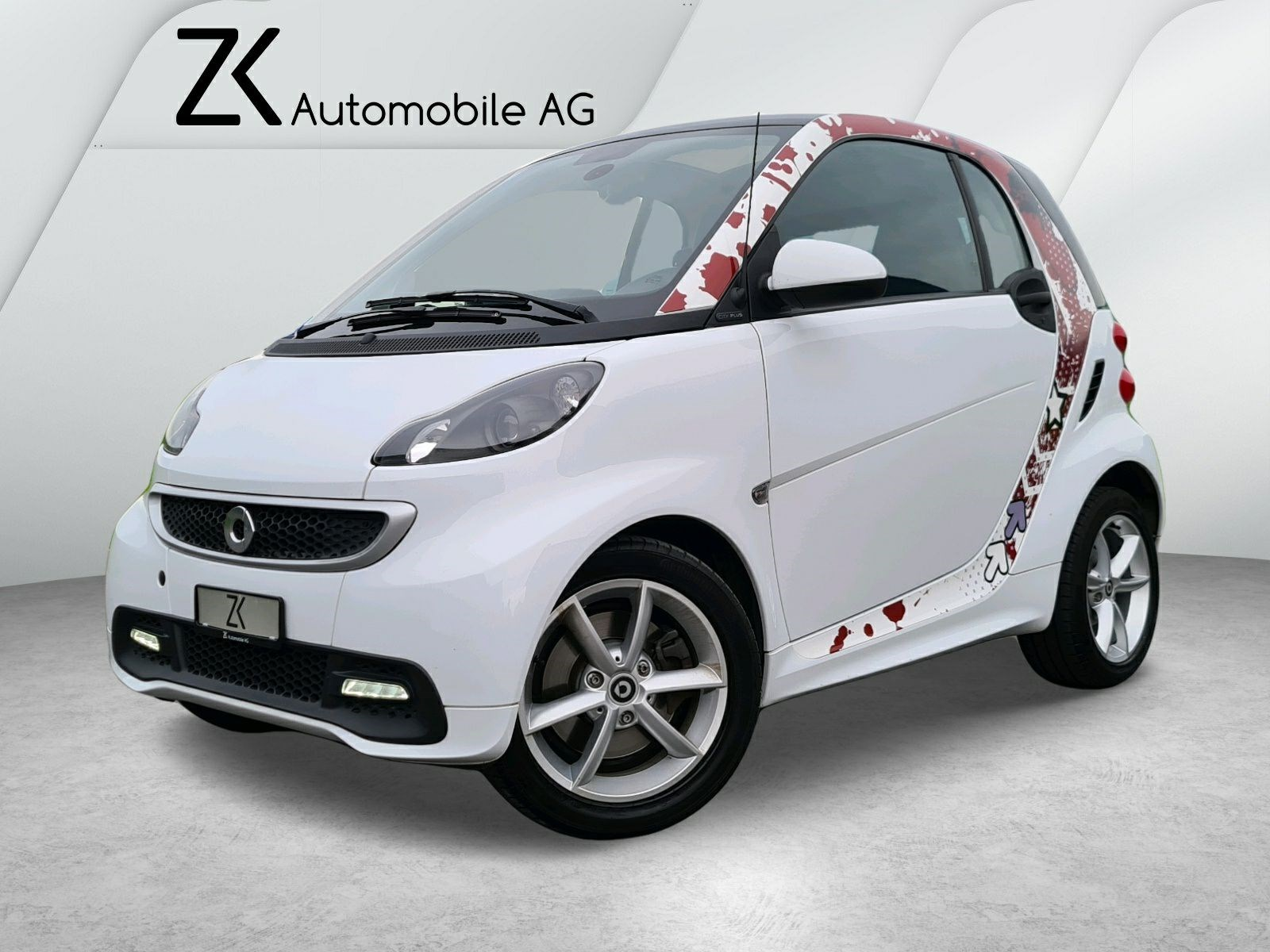 saloon Smart Fortwo city plus softouch