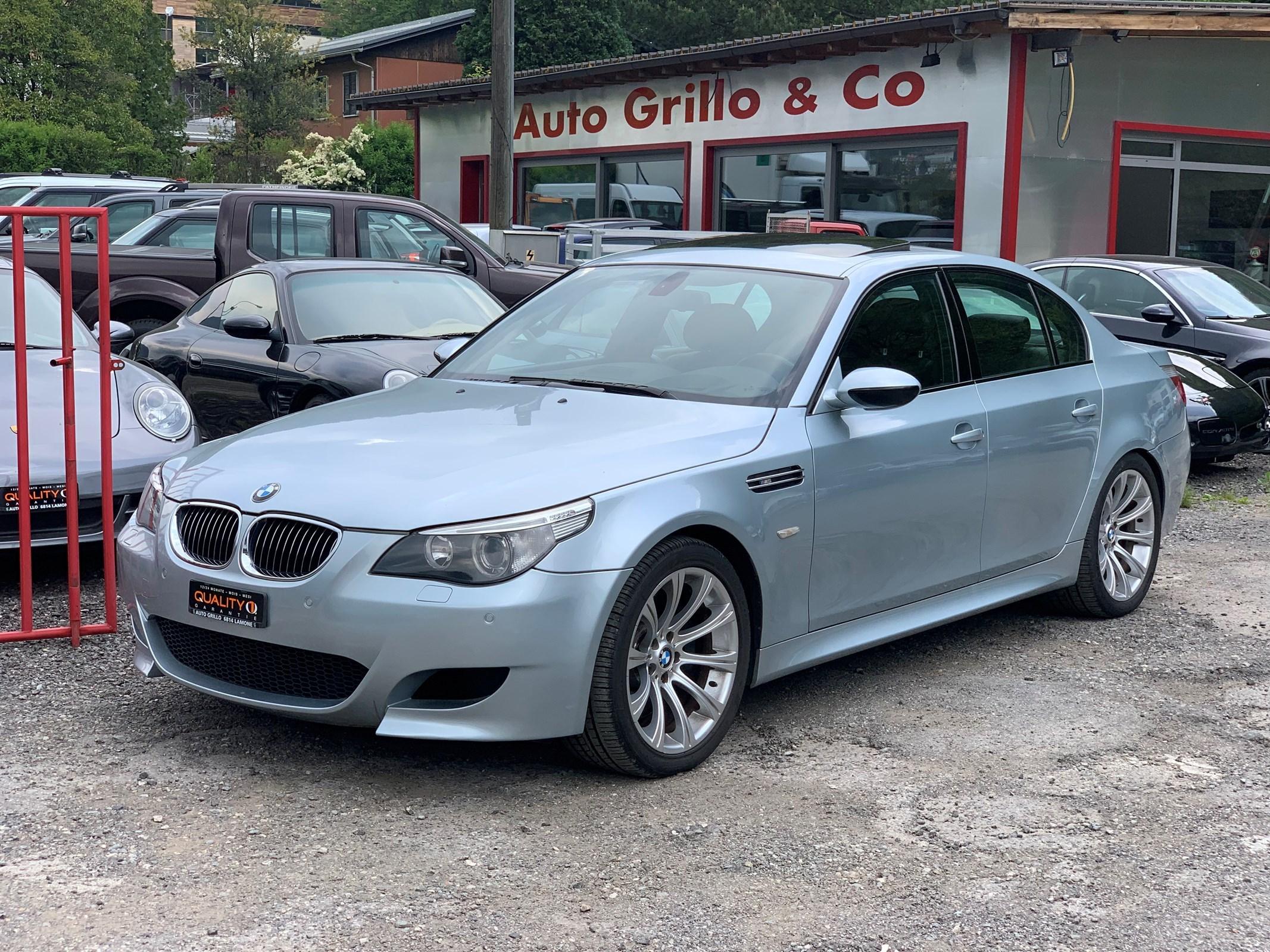 saloon BMW 5er M5