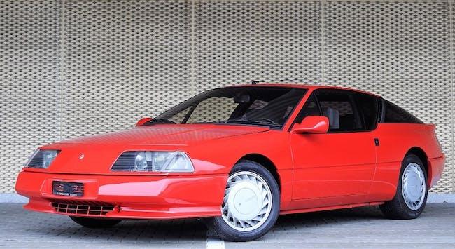 Renault Alpine V6 Turbo 133'000km 09.1989 140'000 km CHF22'800 - acquistare su carforyou.ch - 1