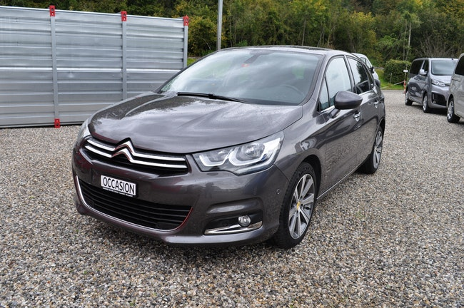 saloon Citroën C4 2.0 BlueHDi 150 Shine