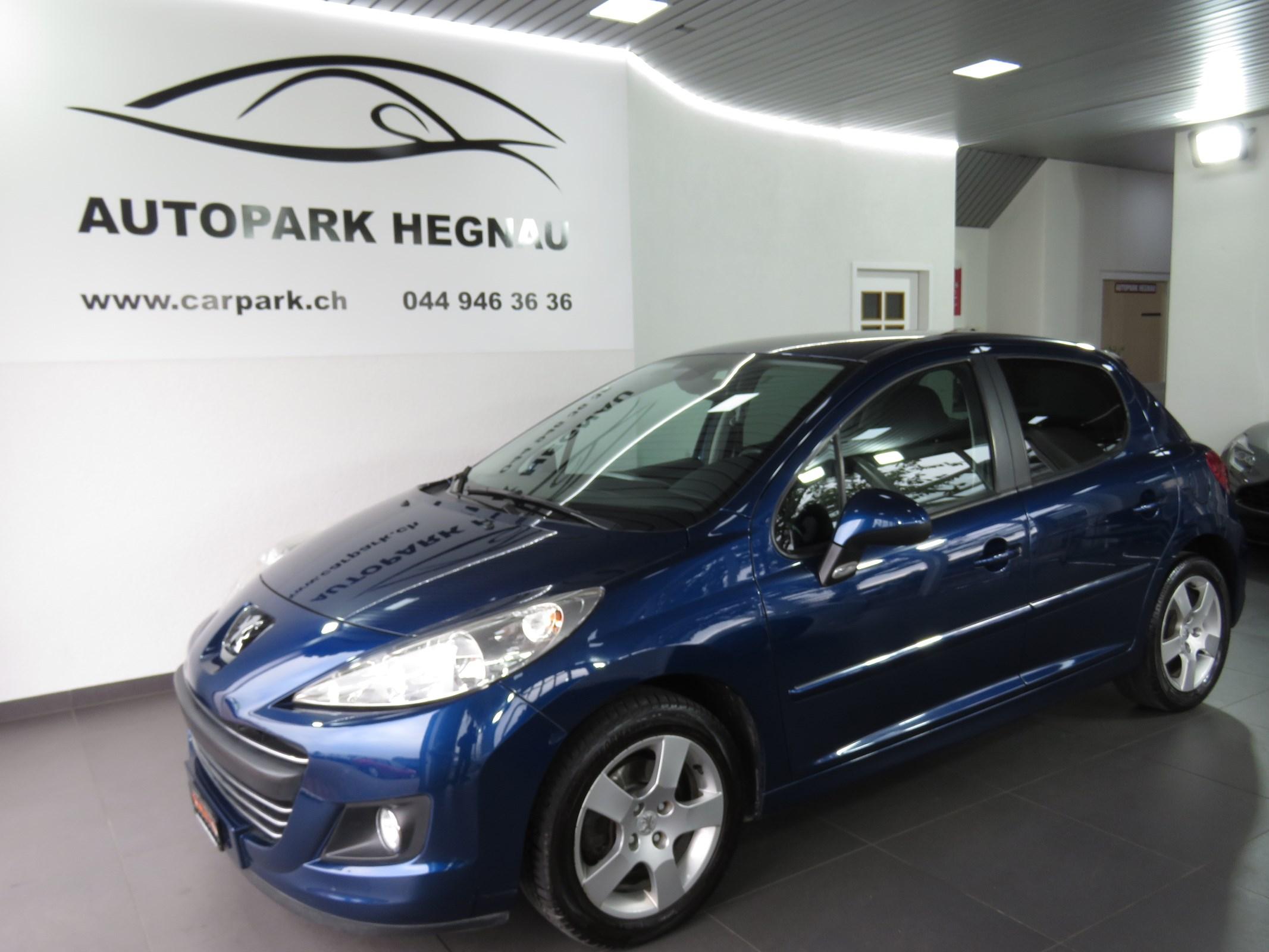 saloon Peugeot 207 1.6 16V Allure Automatic
