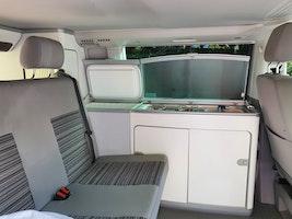 VW T5 California 3000 2.0 TDI 140 Comfortline 4m 69'000 km CHF54'590 - kaufen auf carforyou.ch - 3
