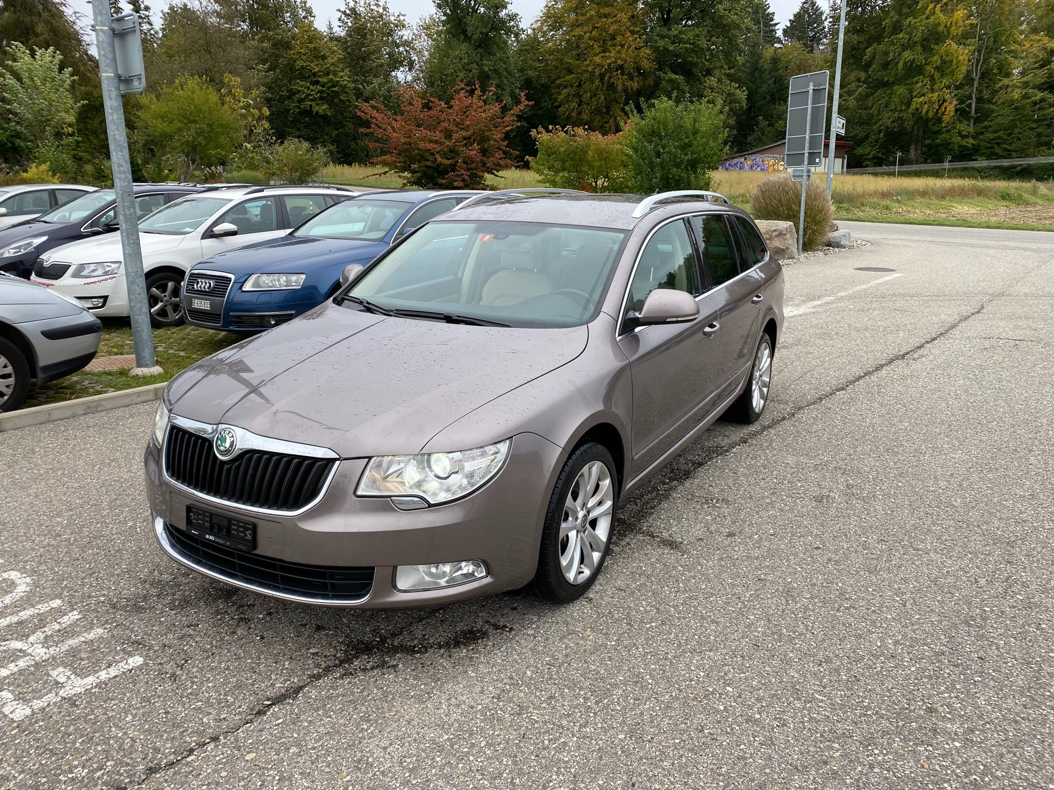 estate Skoda Superb Combi 3.6 FSI Ambition 4x4 DSG