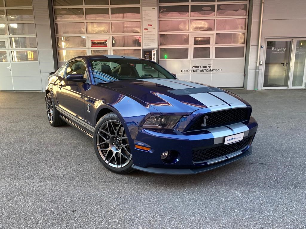 Gebraucht Coupé Ford Mustang Shelby GT 500 45000 km für ...