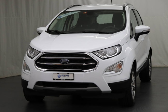 suv Ford EcoSport 1.5 TDCi Titanium 4x4
