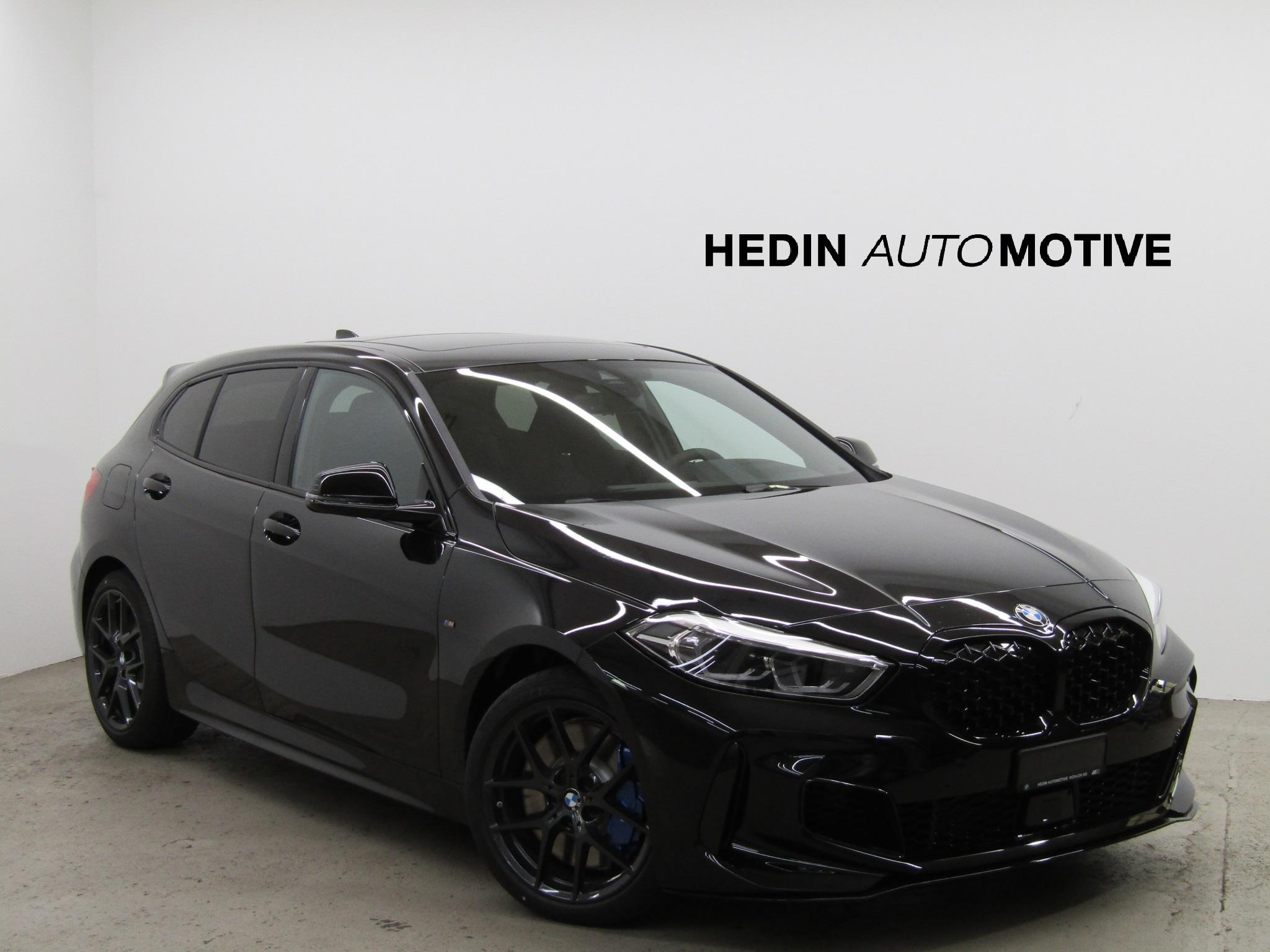 saloon BMW 1er M135i xDrive M Performance Paket