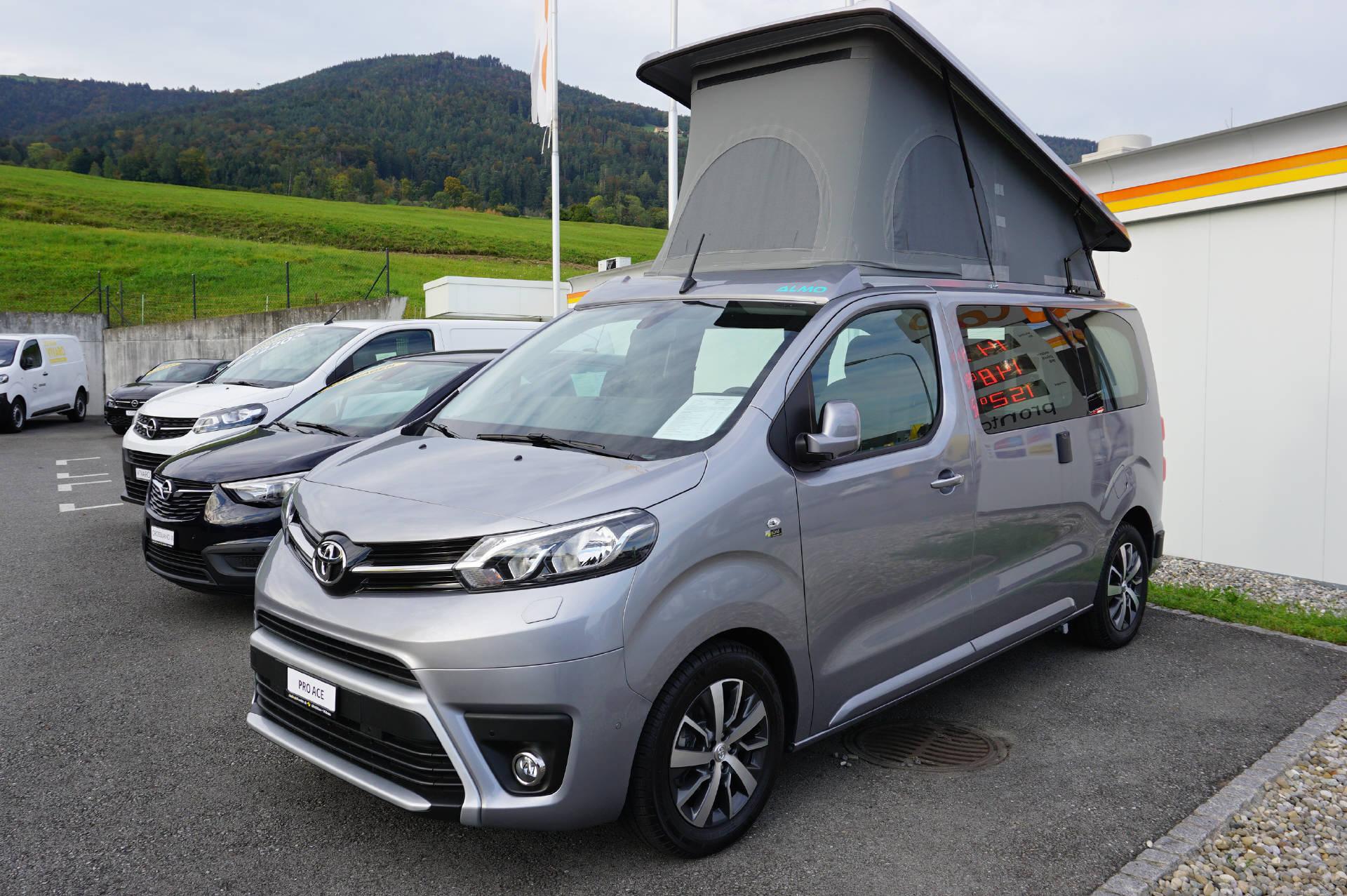 bus Toyota Proace Firenze L1 2.0 D