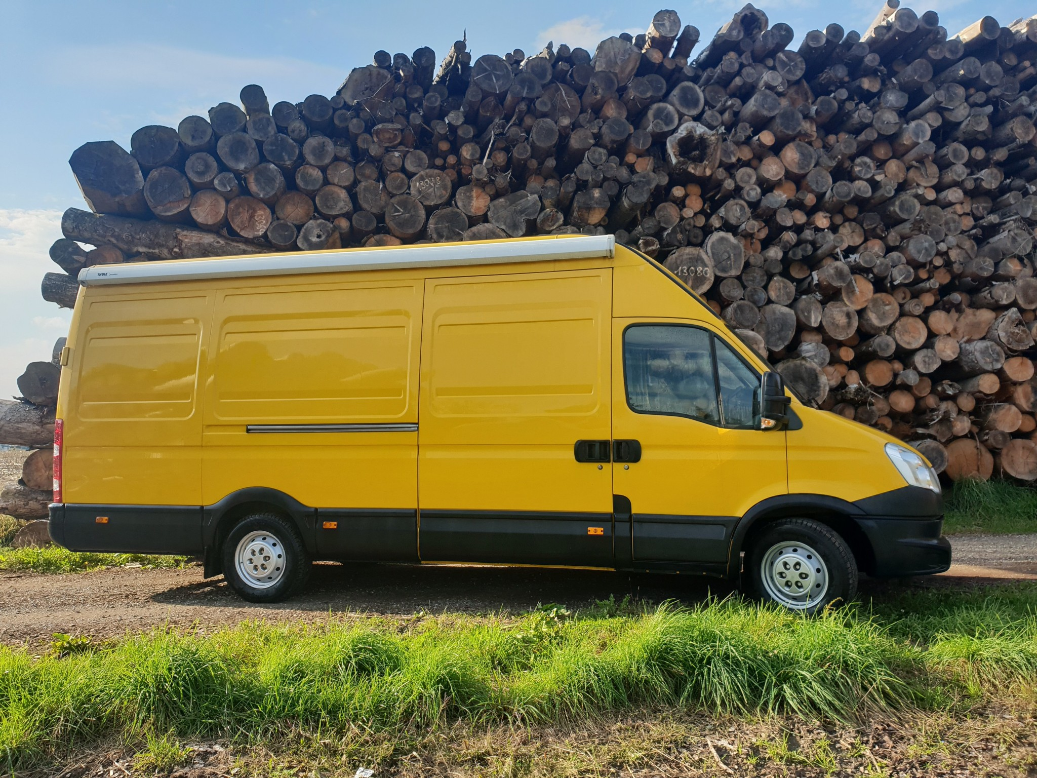 pickup Iveco Daily / Turbo Daily Wohnmobil/Renntransporter Iveco Daily 35S15 150 PS