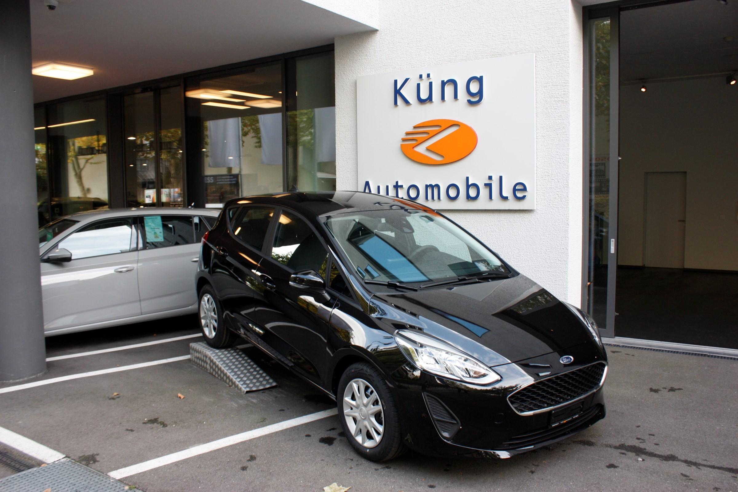 saloon Ford Fiesta 1.0 SCTi Küng Edition