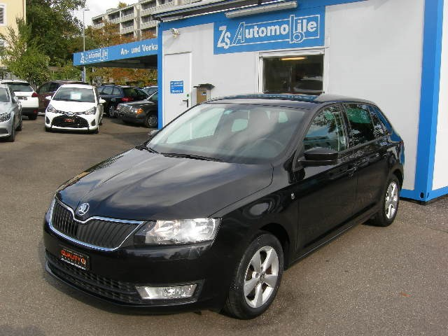 estate Skoda Rapid Spaceback 1.2 TSI Elegance