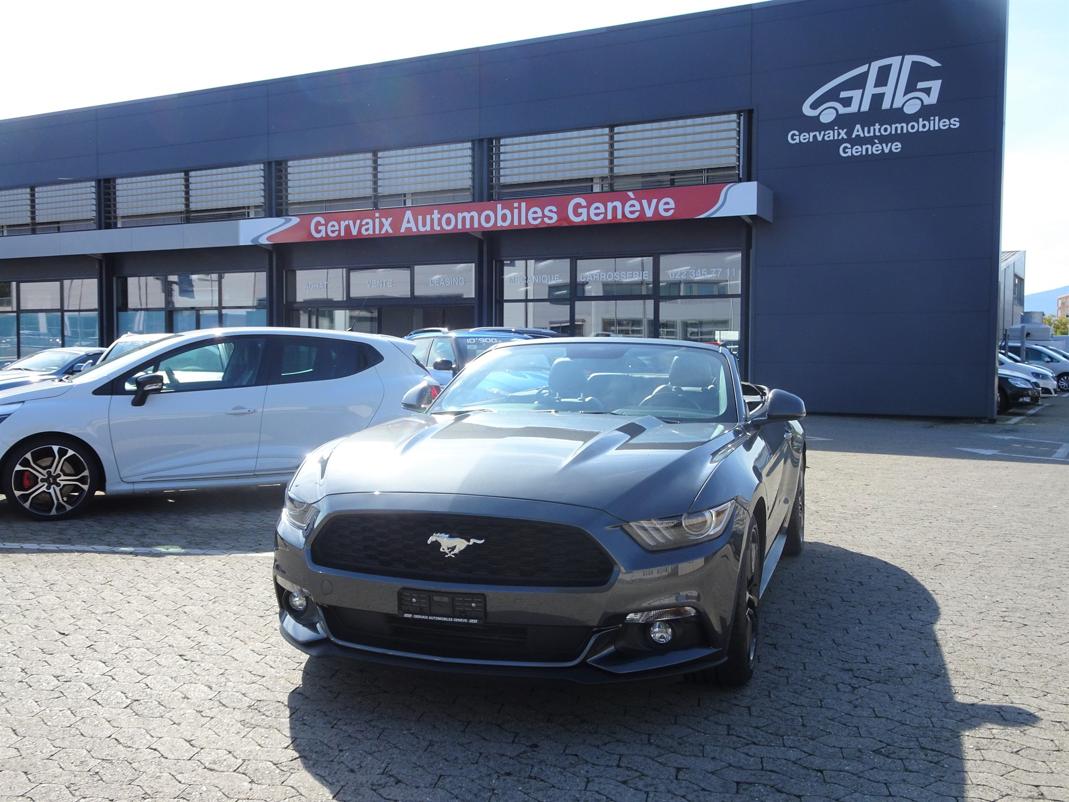 cabriolet Ford Mustang Convertible 2.3