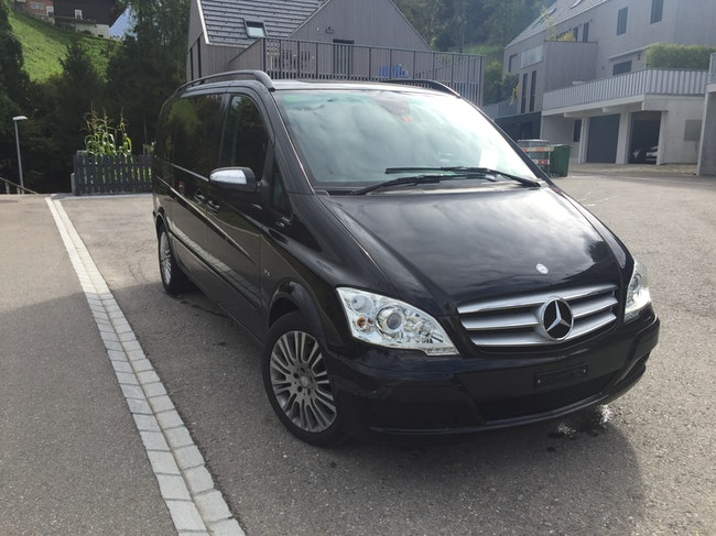 van Mercedes-Benz Viano 3.0 V6 CDI Ambiente Ed. kurz W