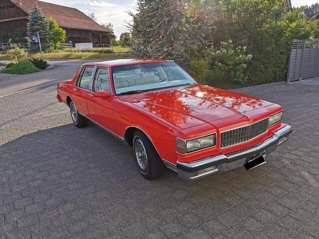 Chevrolet Caprice 5.0 V8 Brougham Sedan 215'100 km CHF25'000 - acquistare su carforyou.ch - 1