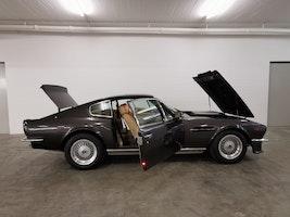 Aston Martin V8 Vantage 55'998 km CHF350'000 - acquistare su carforyou.ch - 3