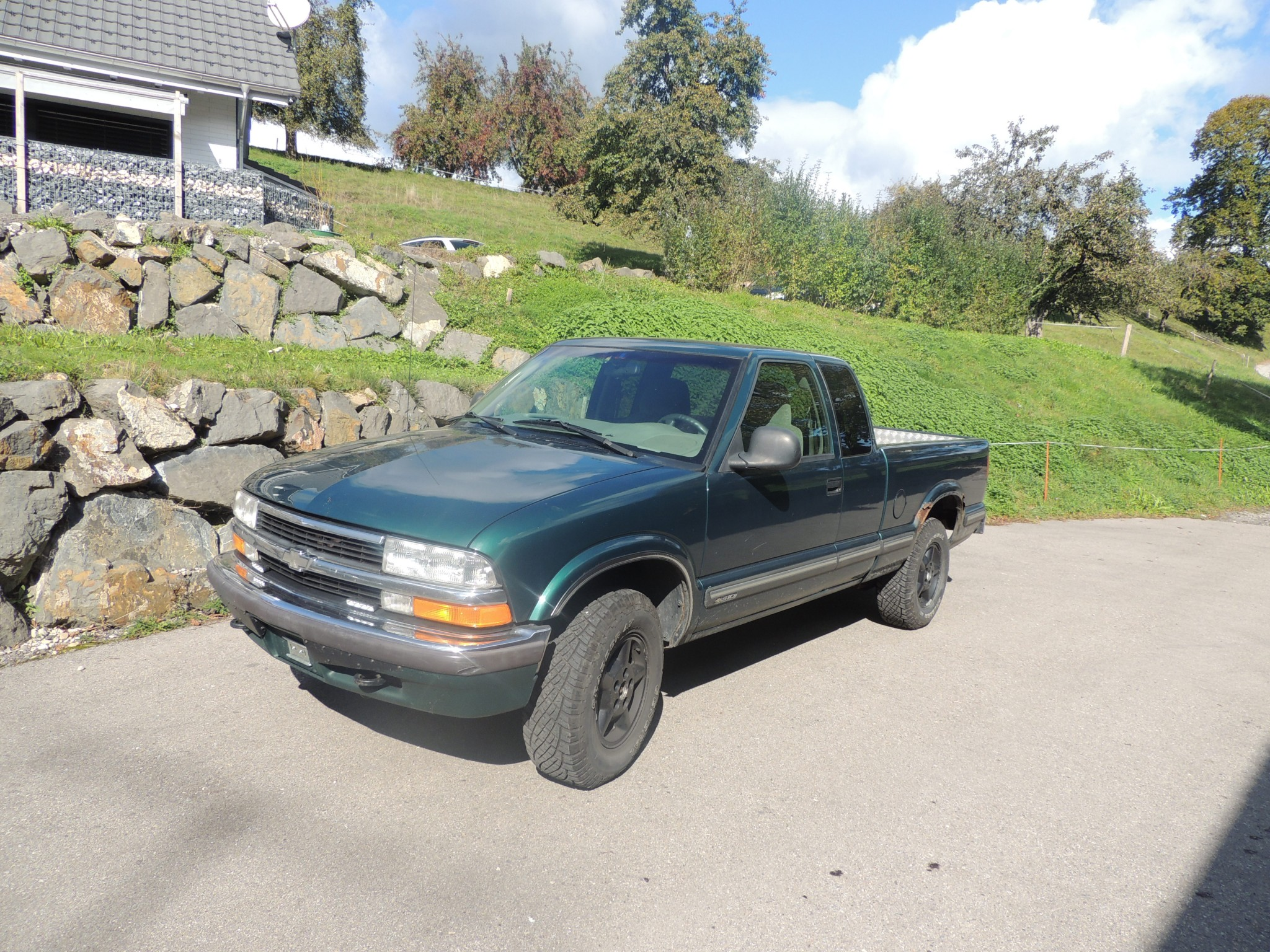 suv Chevrolet S10 S-10 Pickup