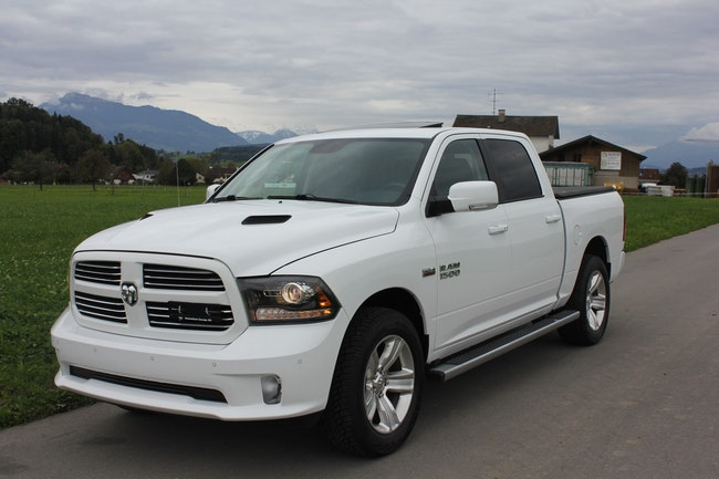 suv Dodge USA RAM 1500 Sport 400PS