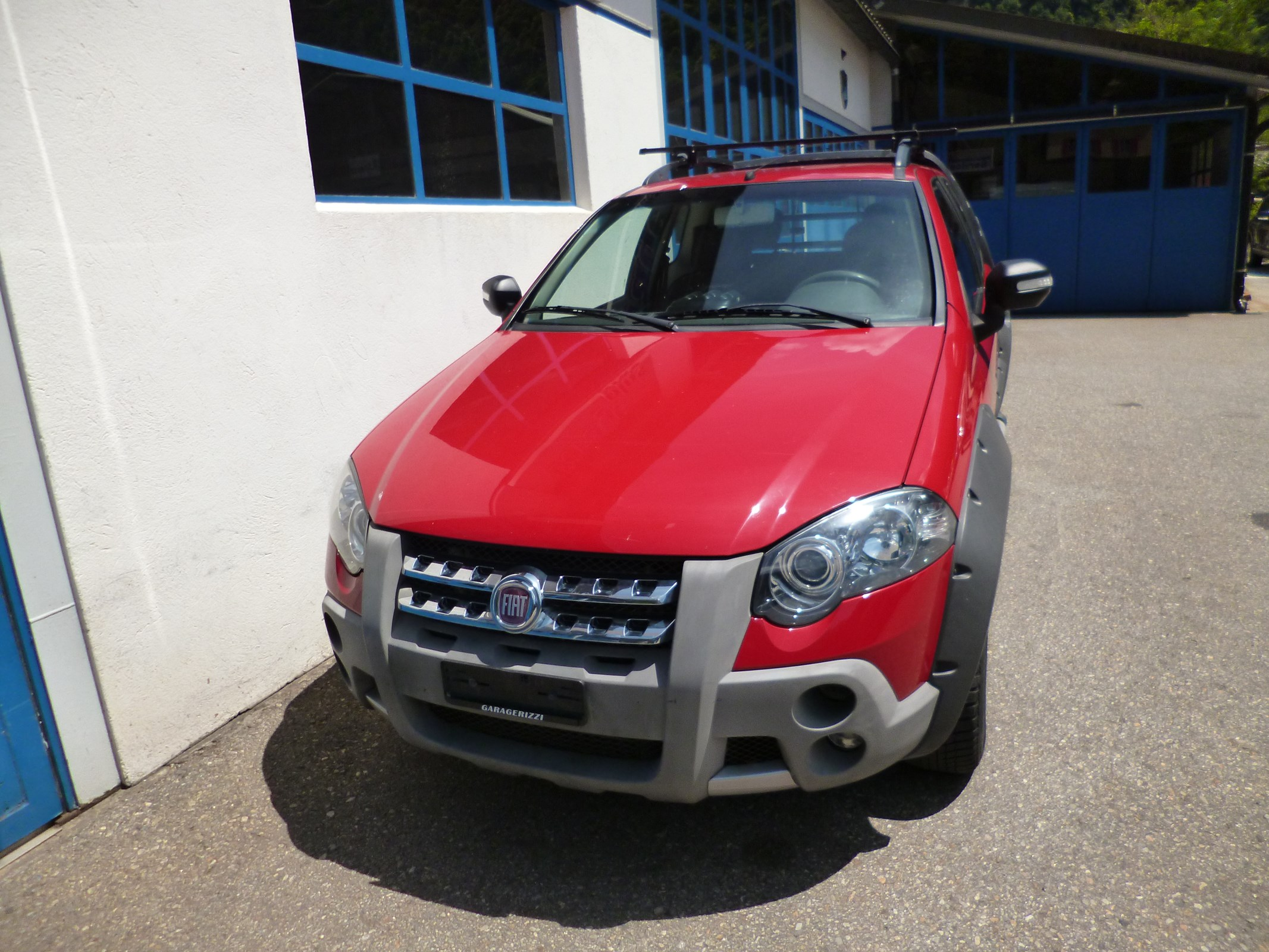 suv Fiat Strada 1.3 MJ Adventure
