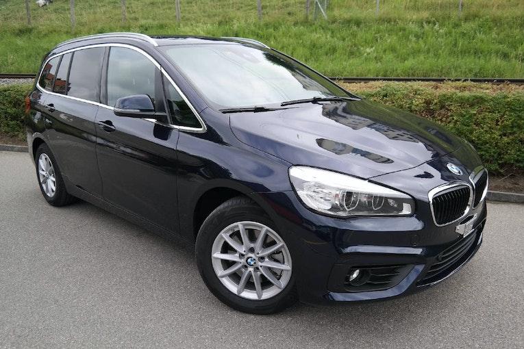BMW 2er Reihe F46 Gran Tourer 218d xDrive 28'000 km 25'750 CHF - acheter sur carforyou.ch - 1