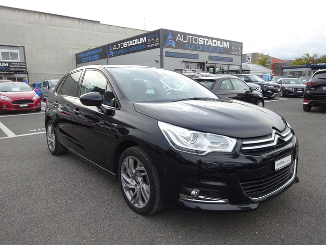 saloon Citroën C4 Berline 1.2 THP Exclusive