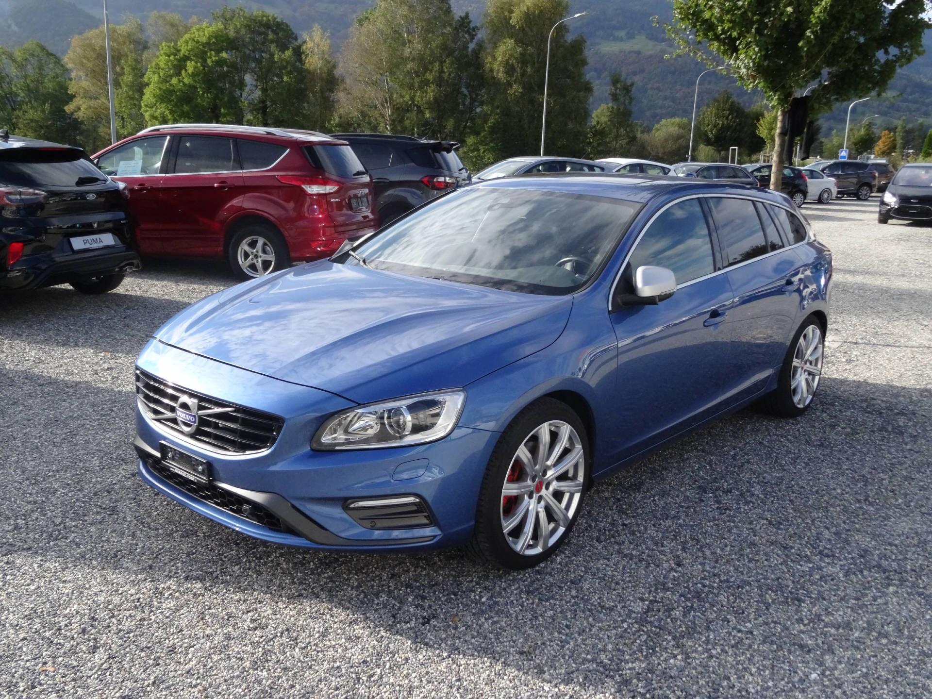 estate Volvo V60 2.0 T6 Momentum AWD S/S