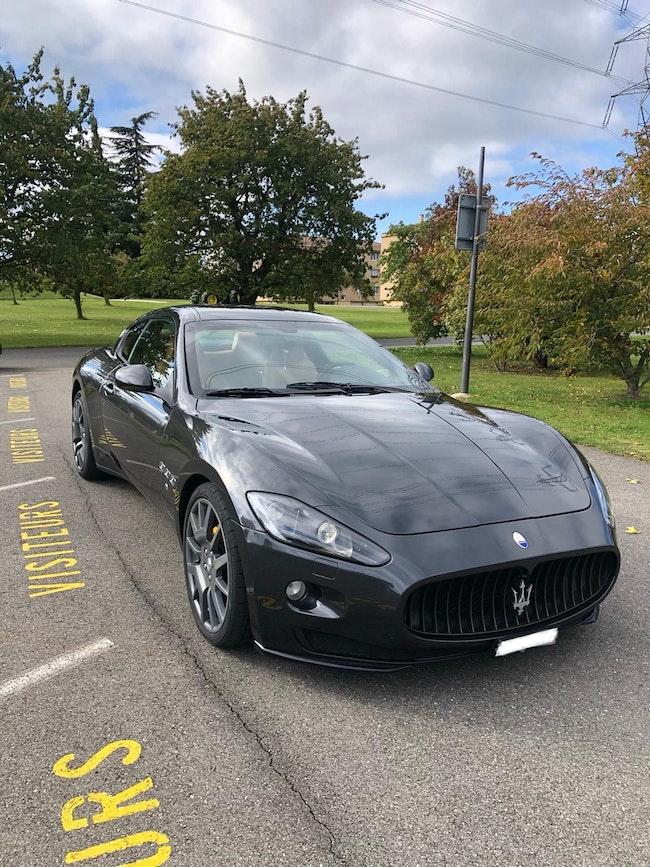 sportscar Maserati GranCabrio/Granturismo GranTurismo Automatica