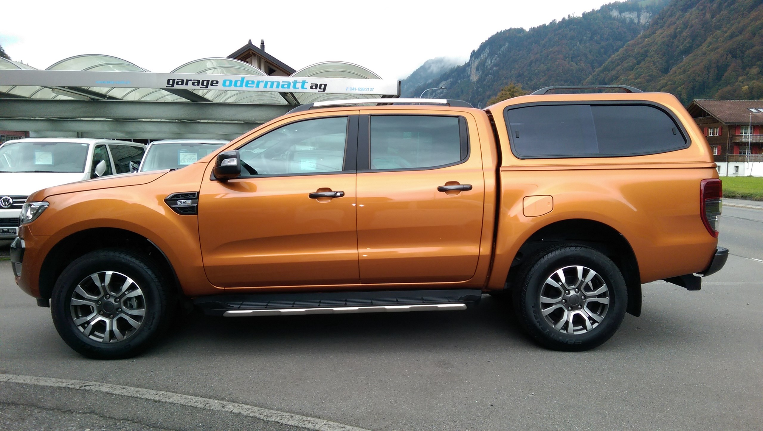 suv Ford Ranger Wildtrack 3.2 TDCi 4x4 A