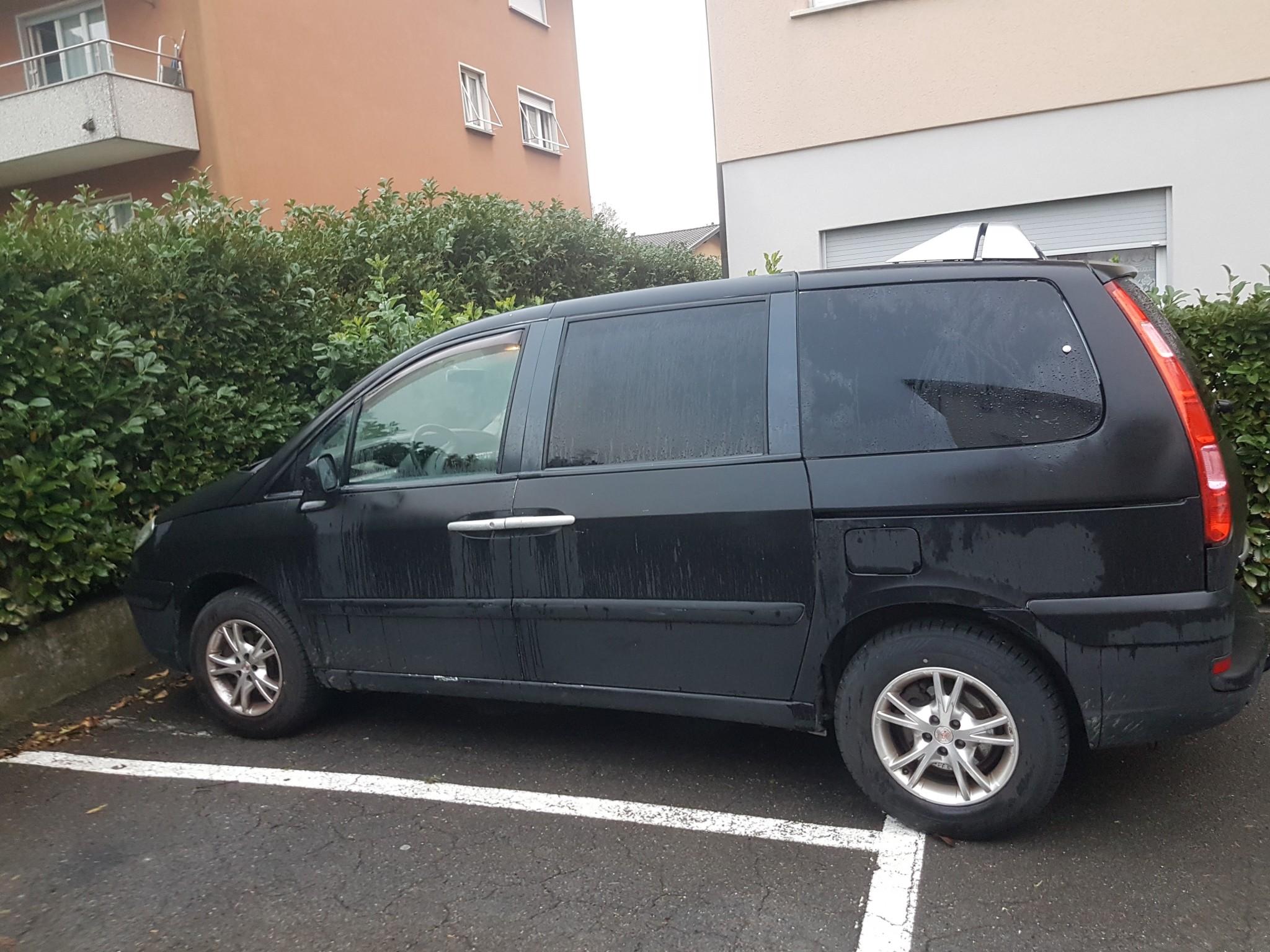 bus Citroën C8 citroen c8 collaudata