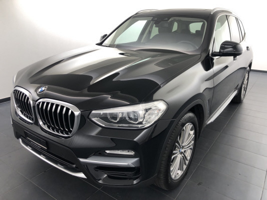 suv BMW X3 xDrive 30i Luxury Line