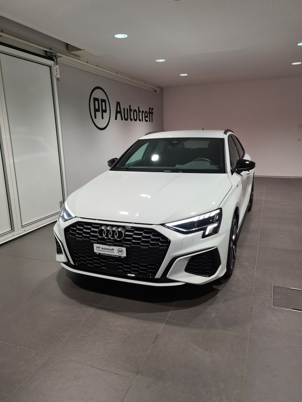 cabriolet Audi A3 Sportback 35 TFSI S line Attraction S-tronic