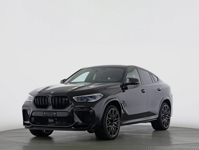 suv BMW X6 M Competition