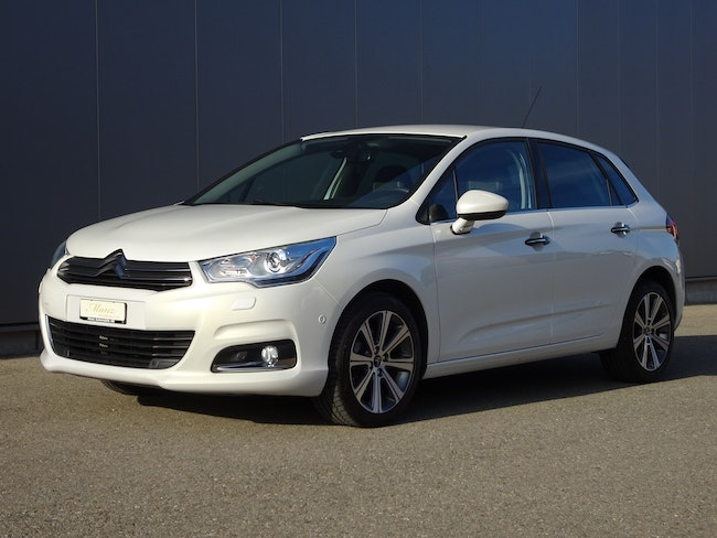 saloon Citroën C4 1.2 Pure Tech Shine Automatic