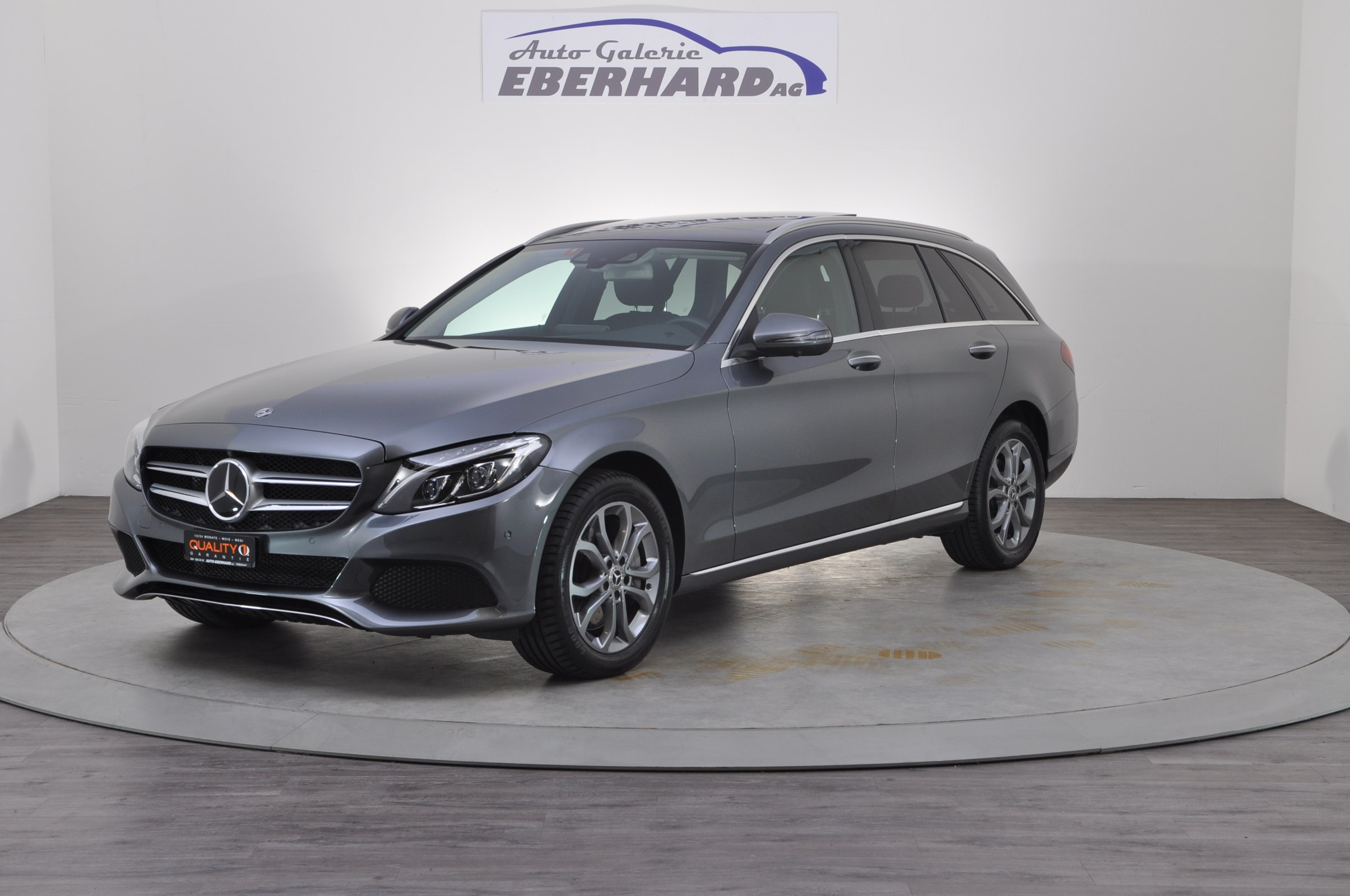 estate Mercedes-Benz C-Klasse C 400 Avantgarde 4Matic 9G-Tronic