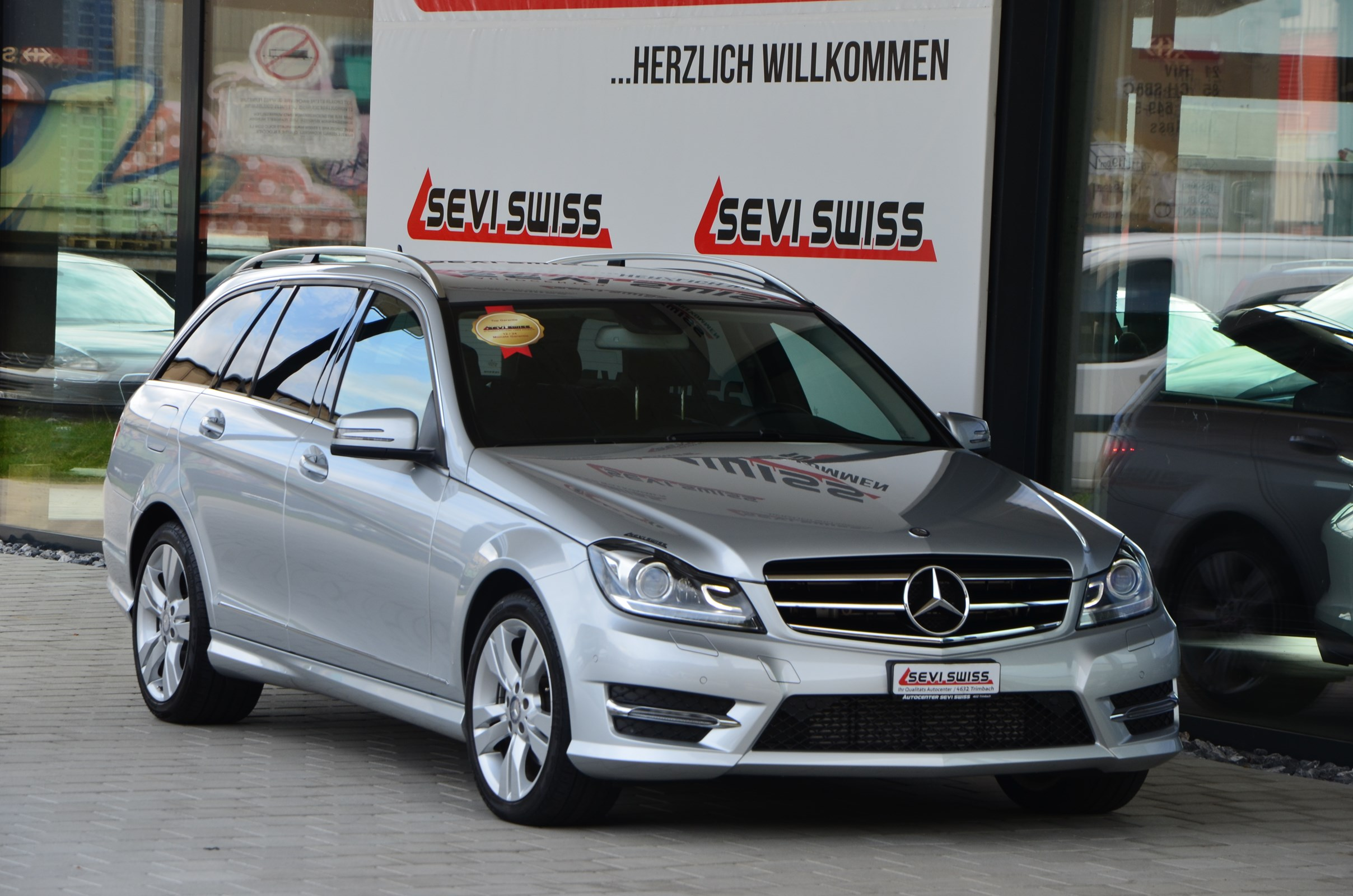estate Mercedes-Benz C-Klasse C 250 CDI Athletic Edition AMG Optik Paket 4Matic 7G-Tronic