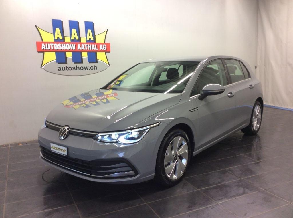 saloon VW Golf 1.5 eTSI mHEV ACT First Edition DSG