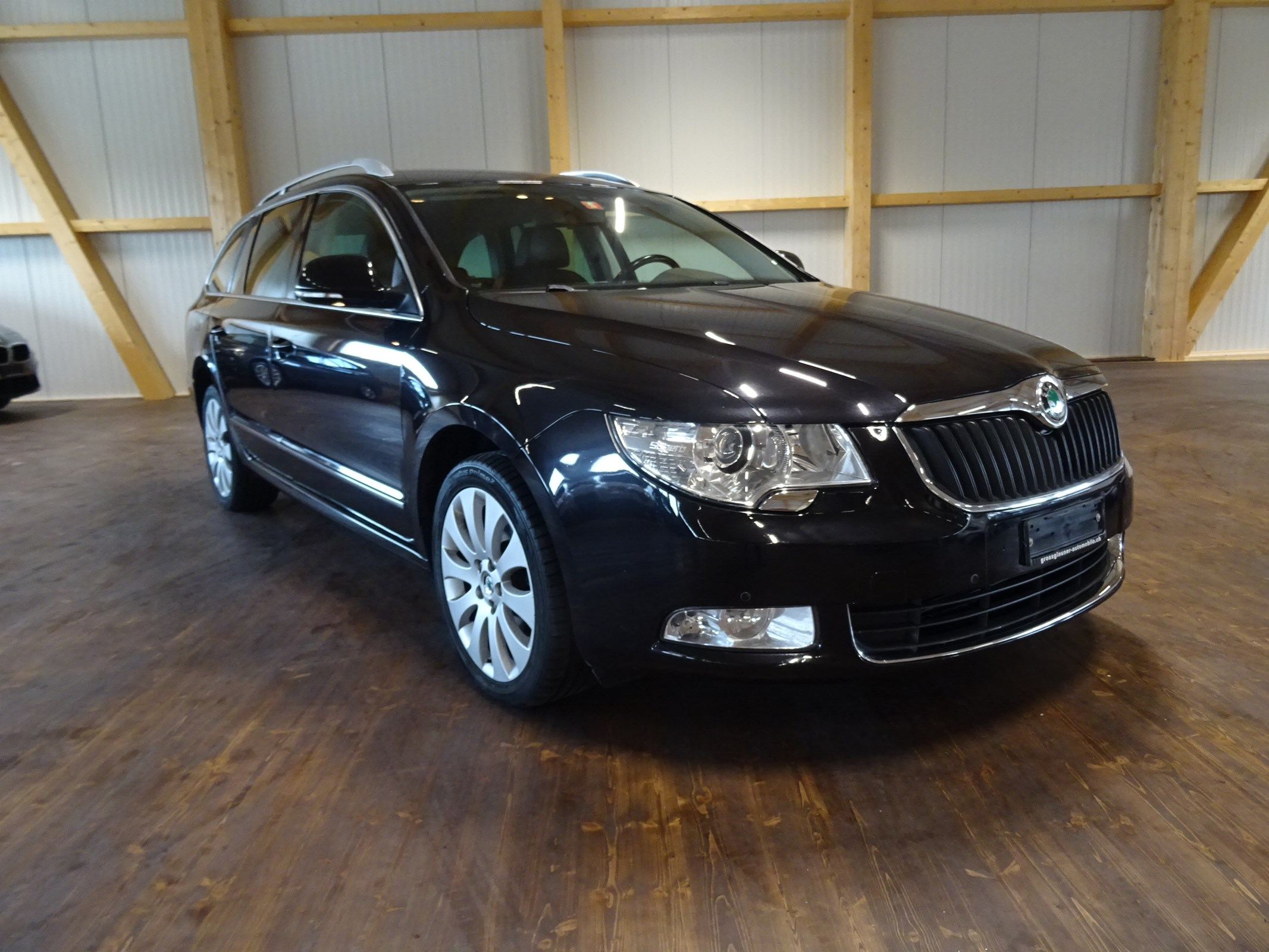 estate Skoda Superb Combi 2.0 TDi Elegance