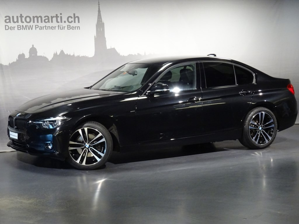 saloon BMW 3er 320d xDrive Swiss Adv.Sp