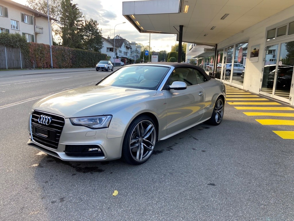 cabriolet Audi A5 Cabriolet 3.0 TFSI quattro S-tronic