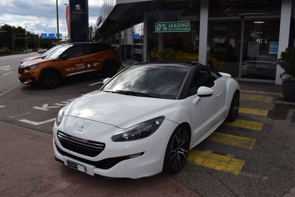 coupe Peugeot RCZ 1.6 270 Turbo R