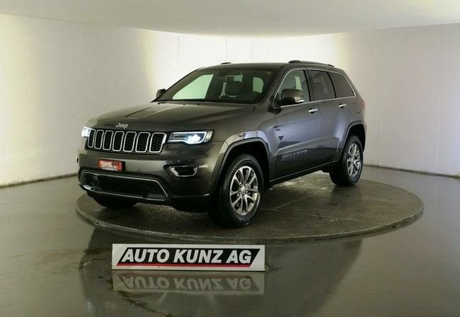 suv Jeep Grand Cherokee 3.0CRD Annyversary Ltd.