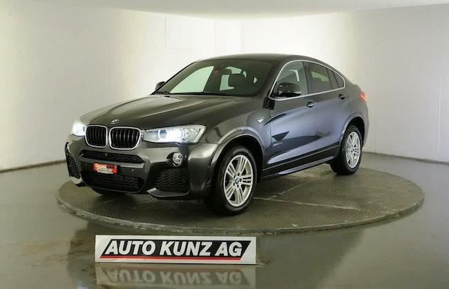 suv BMW X4 xDrive 20d xLine