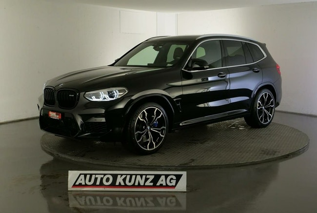 suv BMW X3 M Competition xDrive Steptronic