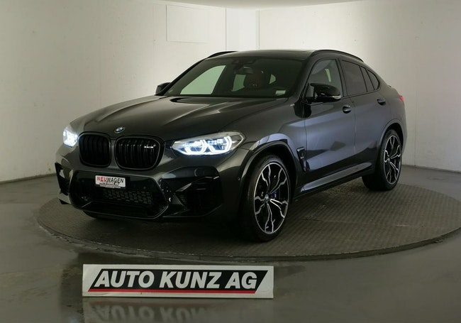 suv BMW X4 M Competition xDrive Steptronic