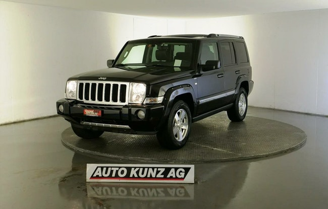 suv Jeep Commander 3.0CRD Limited