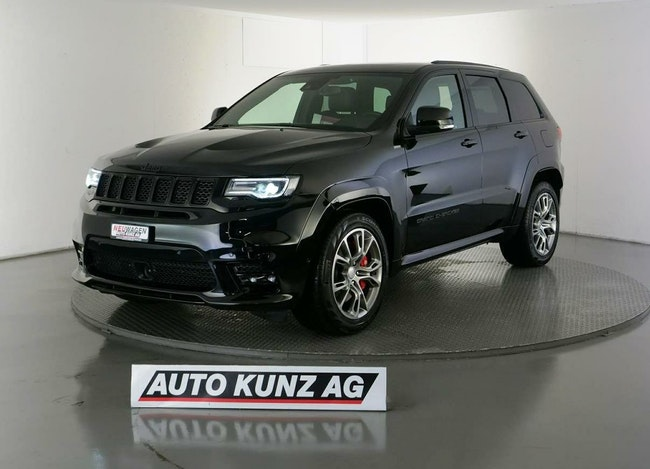 suv Jeep Grand Cherokee 6.4 V8 HEMI SRT8 4x4