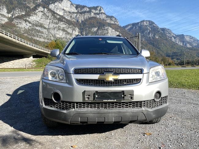 suv Chevrolet Captiva 2.4 LT 4WD
