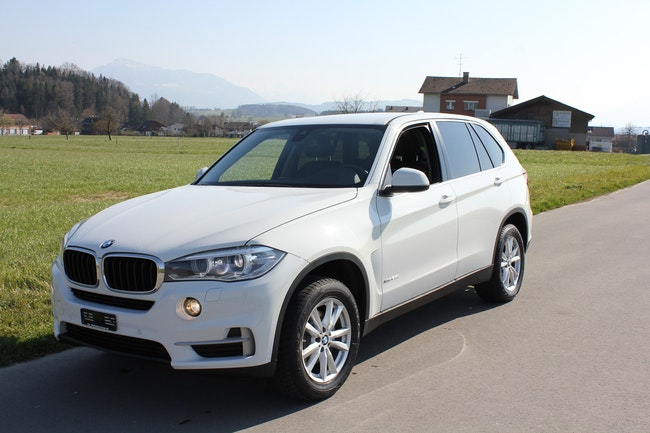 suv BMW X5 xDrive 25d Steptronic *Anhängerkupplung*