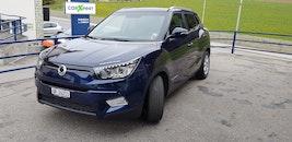 SsangYong Tivoli 1.6 e-XDi Crystal 4WD 17'000 km 15'500 CHF - kaufen auf carforyou.ch - 2