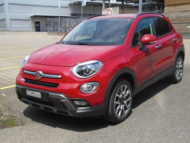 suv Fiat 500X 2.0 MJ Cross Plus 4x4 Automatic